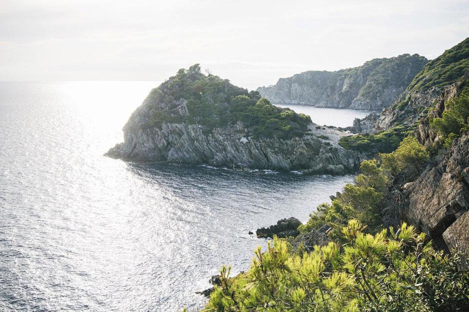 Een wonderlijke plek mét Chanelsignatuur: het Franse eiland Porquerolles