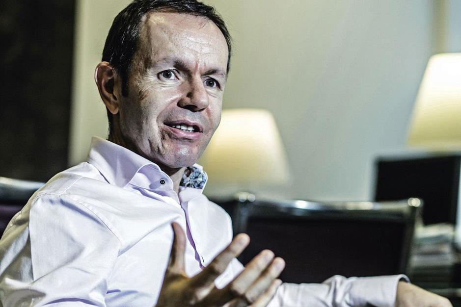 Umicore zoekt opvolger voor CEO Marc Grynberg