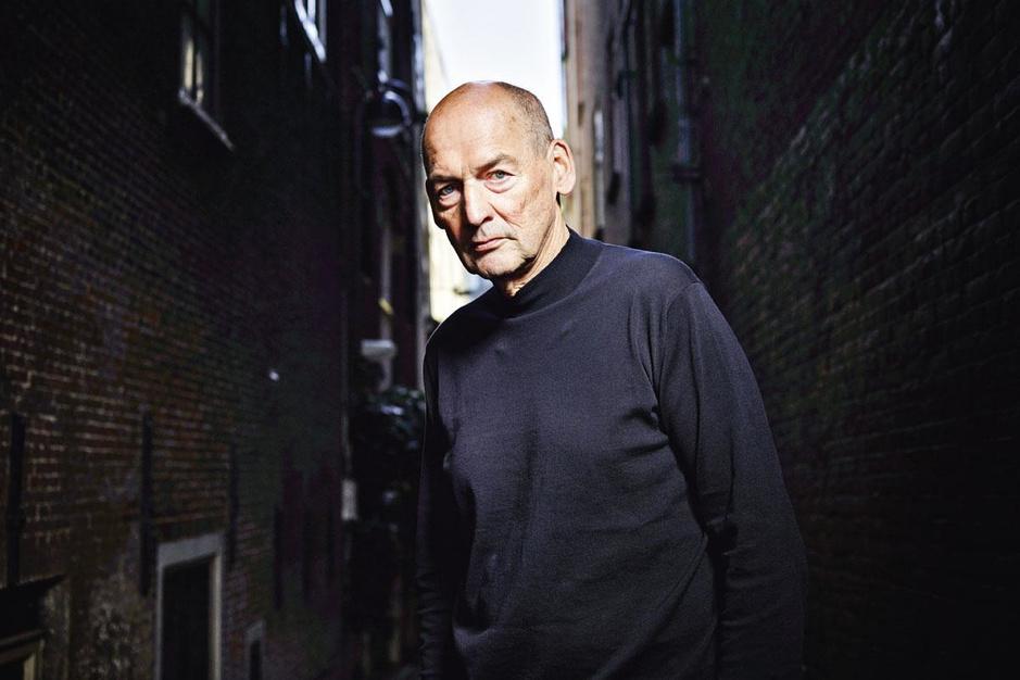 Architect Rem Koolhaas: 'Elke politicus zou een visie moeten hebben op het platteland' (video)