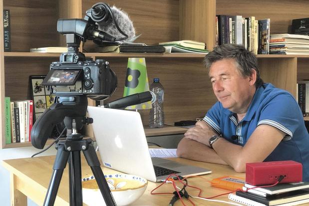 Tv-tip: oorlogsreporter Rudi Vranckx blijft thuis voor 'Corona: de nieuwe frontlijn'