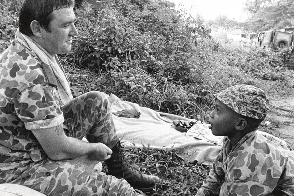 Moest België zich excuseren voor de misdaden van huurlingen in Congo?
