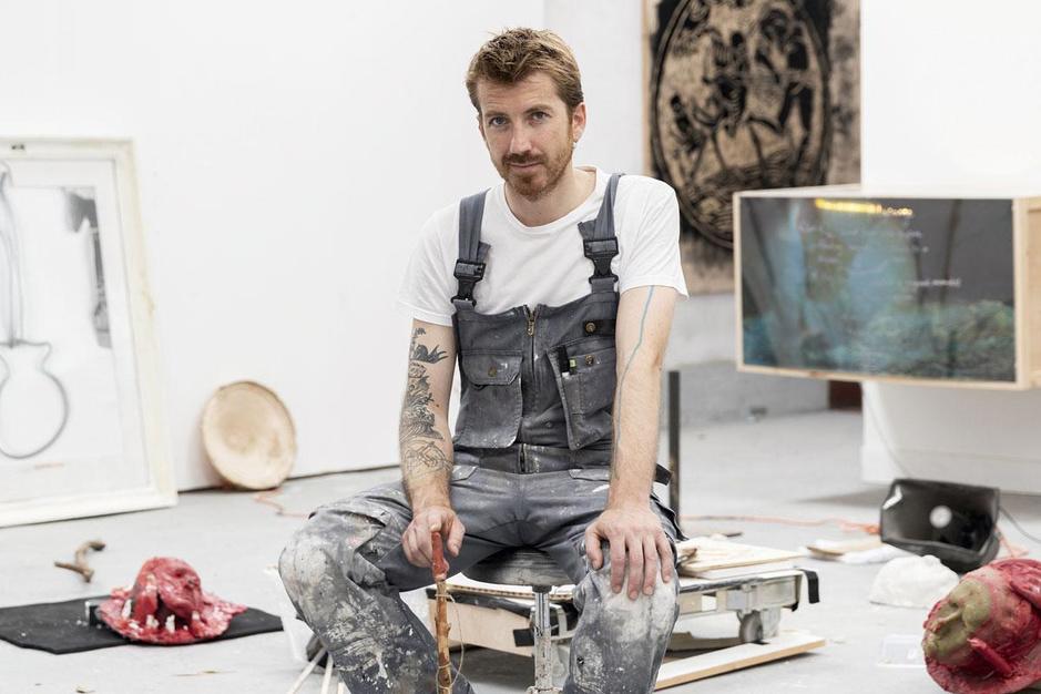 'What Artists Wear': vier Belgische kunstenaars over hun favoriete kledij