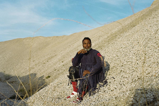Shabazz Palaces zoekt de uithoeken van de hiphop op op 'The Don of Diamond Dreams'