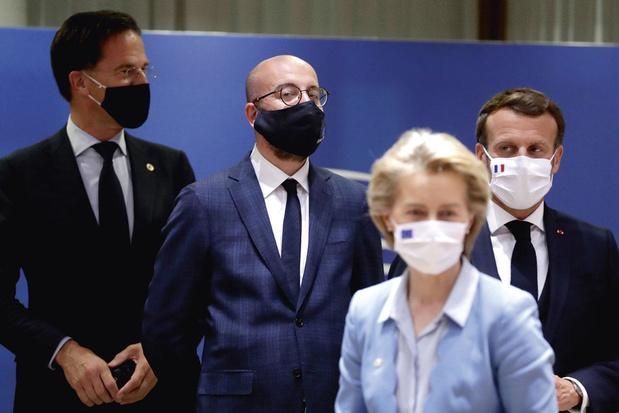 'Europa bezigt de taal van de realpolitik, maar toont het gedrag van een sjacheraar'