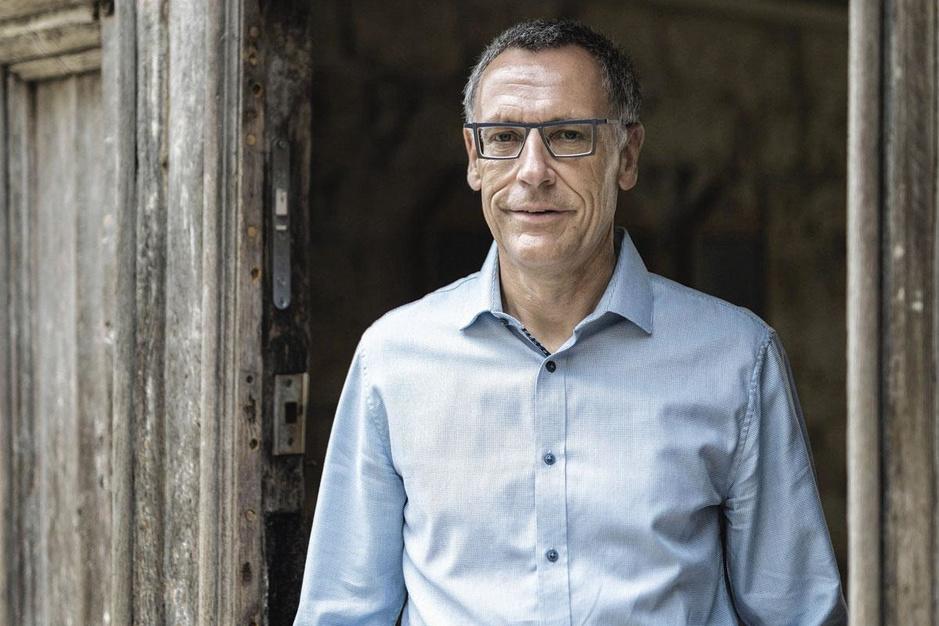 Bruno Holthof, Oxford-ceo: 'In Engeland heeft ons vaccin helemaal geen slechte reputatie'