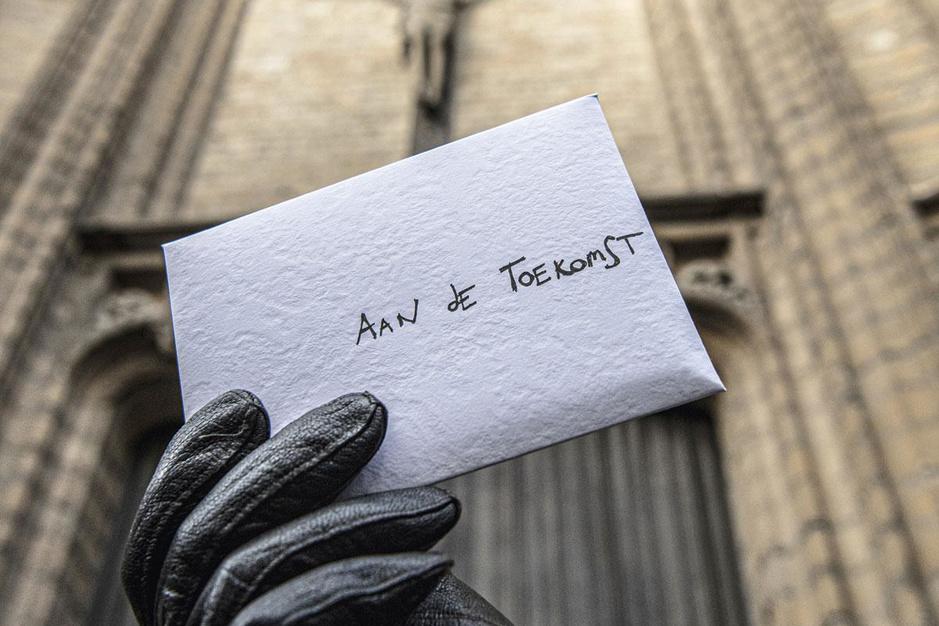 Een brief aan de toekomst: 'Wanneer u dit leest, zal ik er niet meer zijn'
