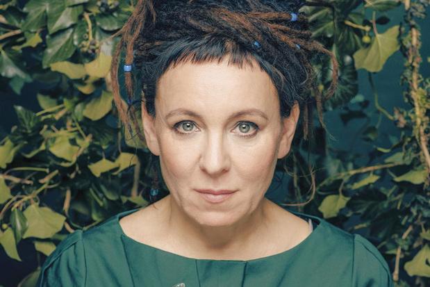 Nobelprijswinnares Olga Tokarczuk lokt haar lezers mee in een literair labyrint