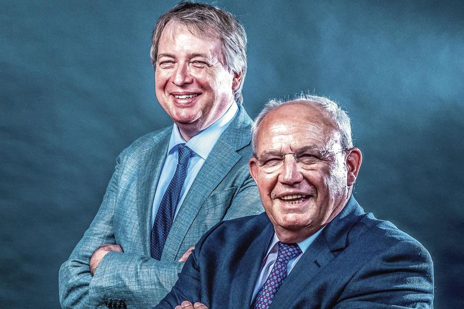 Herman Daems en Koen Debackere over het economisch herstel: 'De klant komt niet meteen terug'