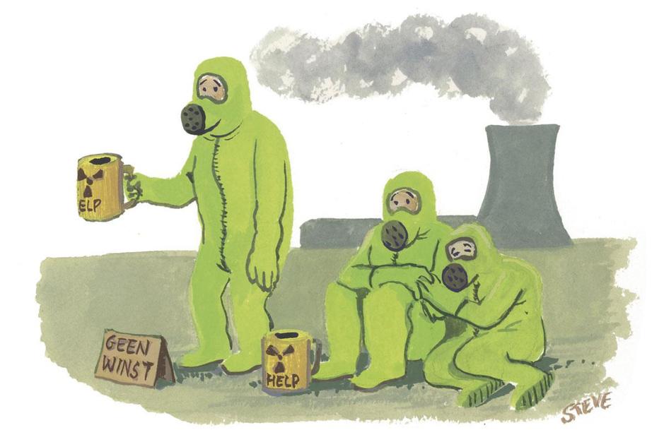 Factcheck: nee, kerncentrales wereldwijd hebben geen tekort van gemiddeld 5 miljard euro