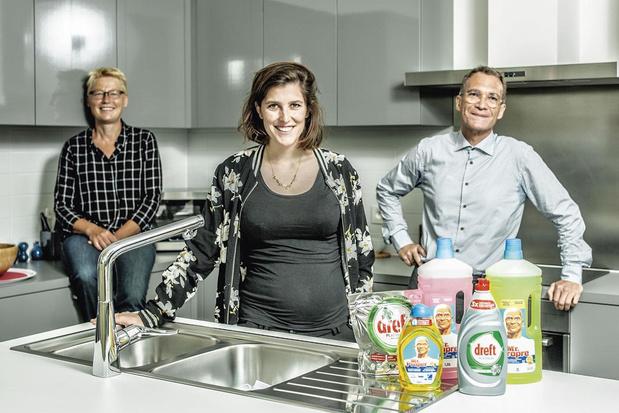Van idee naar product in één week: Procter & Gamble werkt samen met start-ups aan open innovatie