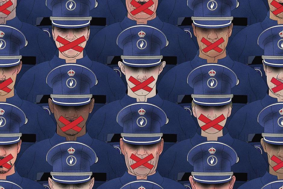 De zwijgcultuur bij de politie: 'Sinds de Bende van Nijvel is er niets veranderd'