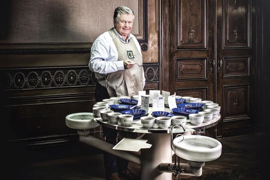 Michel Germanès (CEO Efico): 'Koffie blijft een democratisch product, enkel water is goedkoper'
