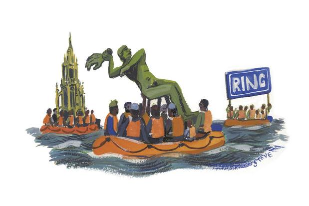 Factcheck: ja, door de massa-immigratie komt er elke tien jaar een stad ter grootte van Antwerpen bij