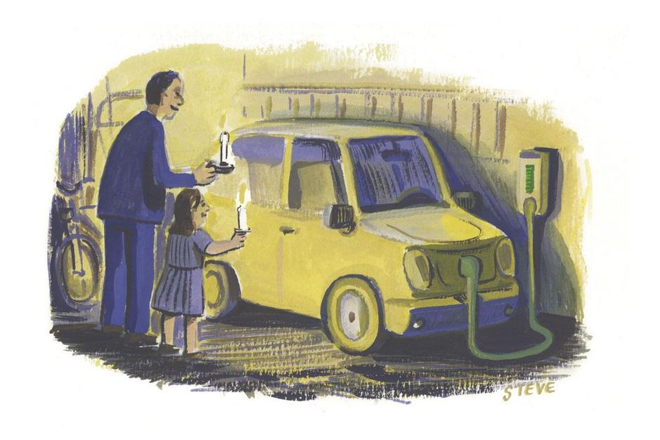 Factcheck: elektrische auto opladen en tegelijk huishoudtoestellen laten werken hoeft geen probleem te zijn