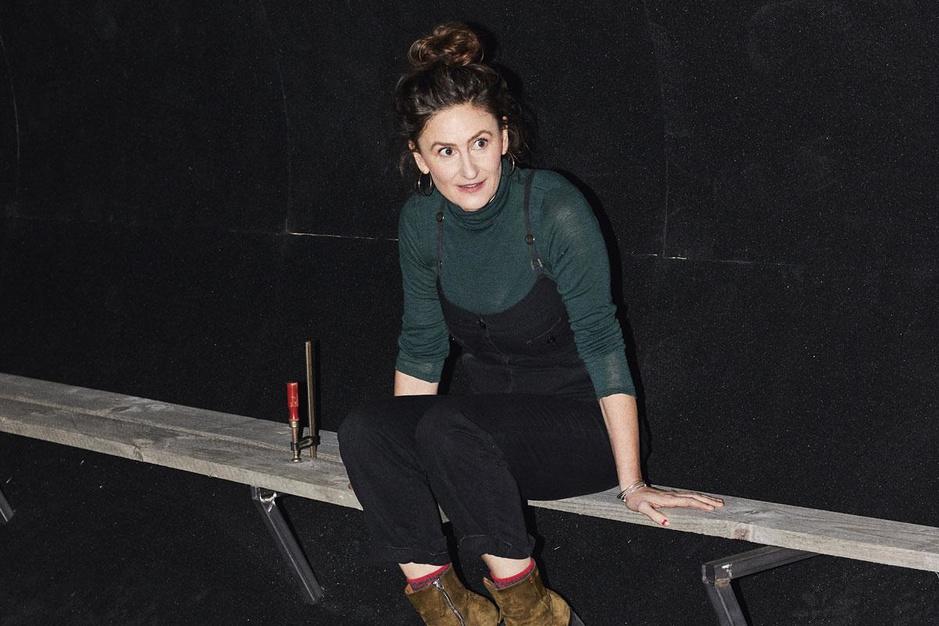 U kent haar uit 'Studio Tarara', u wilt haar niet missen in 'Albatros' en 'Beau Séjour 2': Janne Desmet