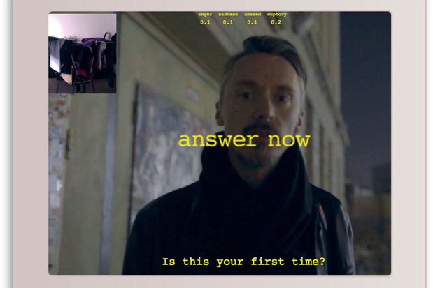 Berghaintrainer stoomt je klaar om de beruchte Berlijnse club binnen te raken