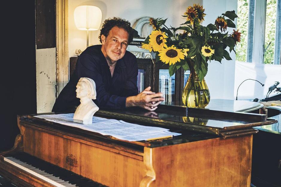 Koen Broucke, 'klimaatopstandige' kunstenaar: 'Ik moet mijn boosheid kanaliseren'