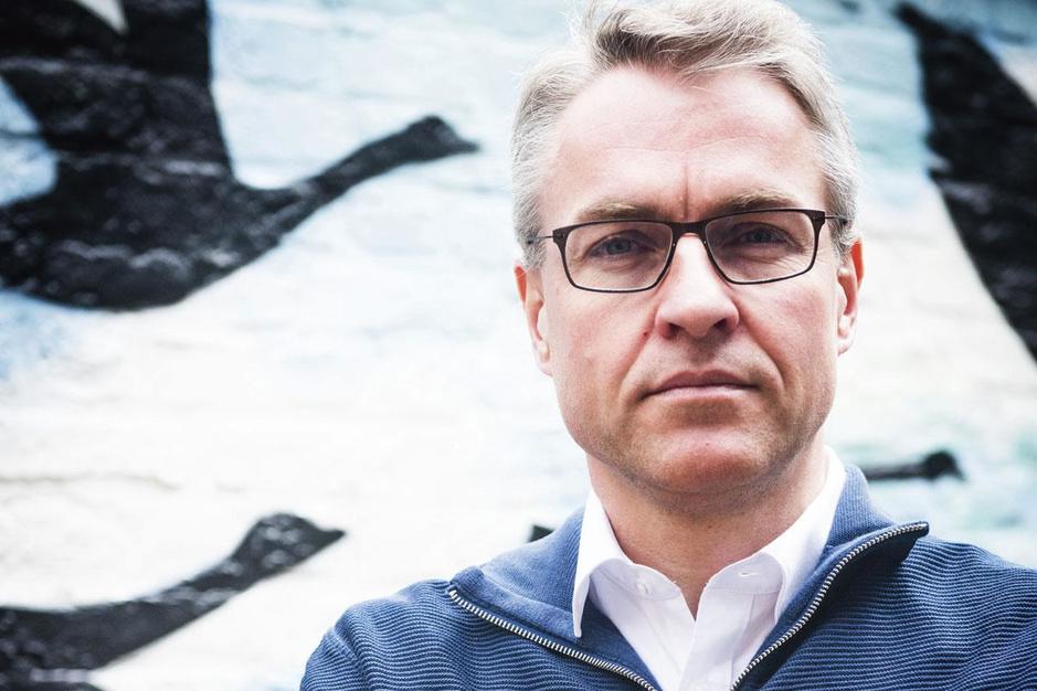 Steven Van Hecke (KU Leuven): 'De Europese vlag staat er nog, maar de boodschap is weg'