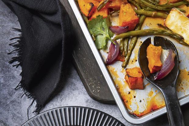 De oven in: je volgend etentje wordt ongetwijfeld een bakplaatdiner