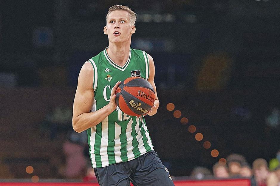 Vrenz Bleijenbergh bergt Amerikaanse droom even op: 'België staat bij NBA-teams niet op de radar'