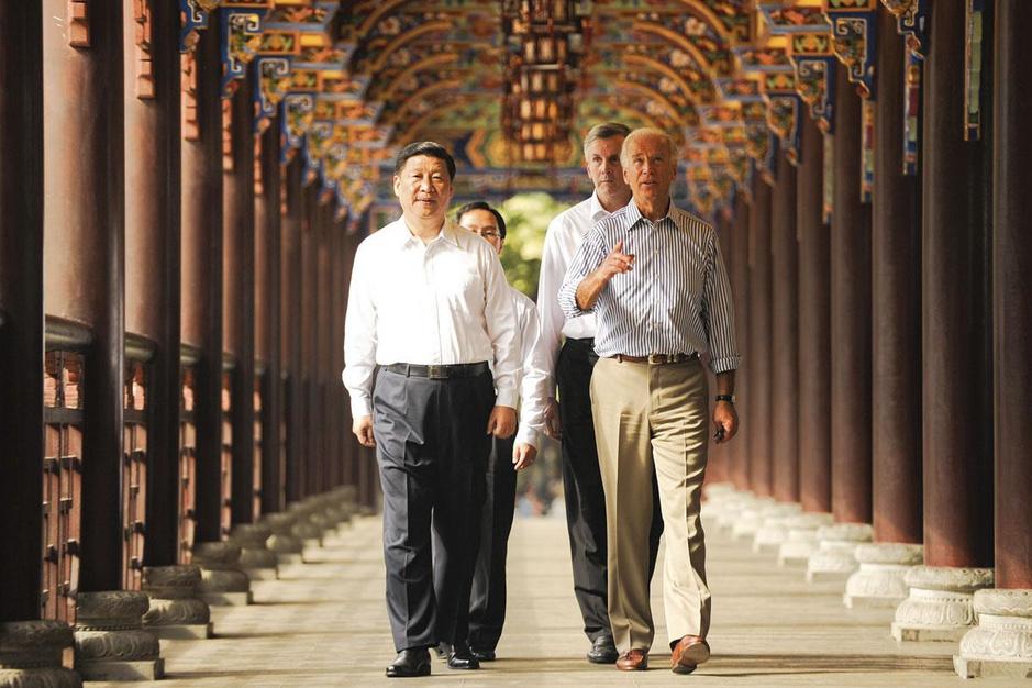 Politoloog Yan Xuetong: 'China, Japan en Zuid-Korea zullen de economie van de toekomst bepalen'