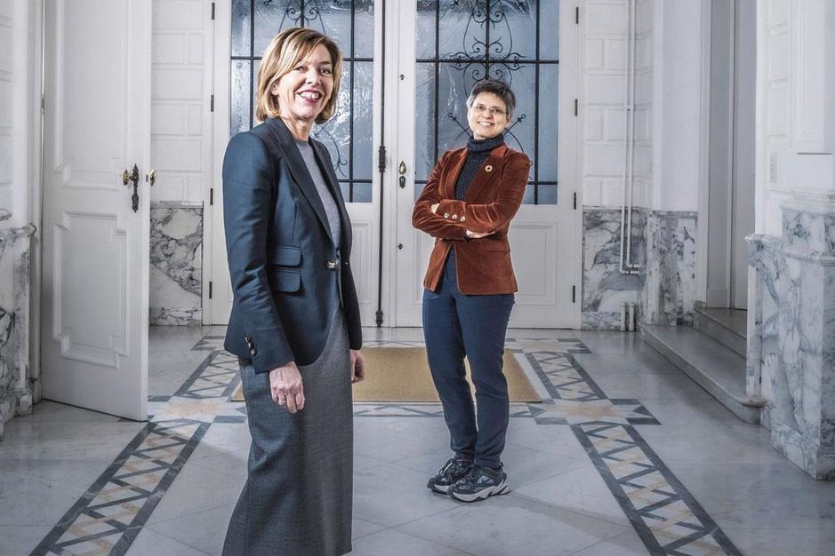 Gouverneurs Berx en Van Cauter: 'Bij sommige verantwoordelijken ontbreekt het aan moed'