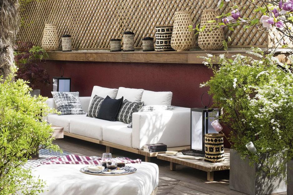 Sfeer is alles: vier inspirerende voorbeelden om je terras of balkon te pimpen