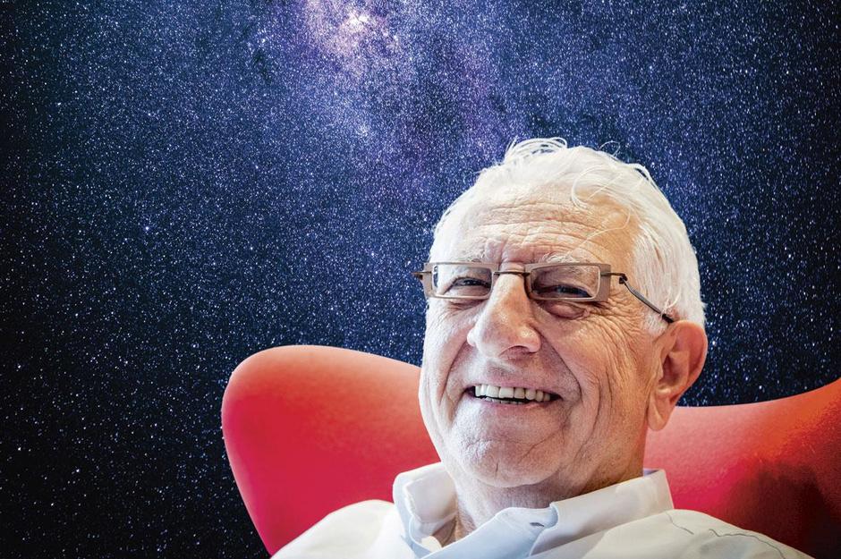 Verwondering over de kosmos: 'Op elk moment kan er een nieuw universum ontstaan'