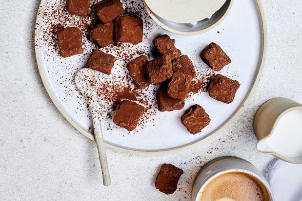 Koffietruffels
