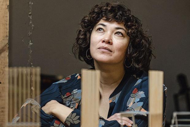 Choreografe Iris Bouche maakt stuk over vier alleenstaande moeders: 'Elke mama is een reuzin'