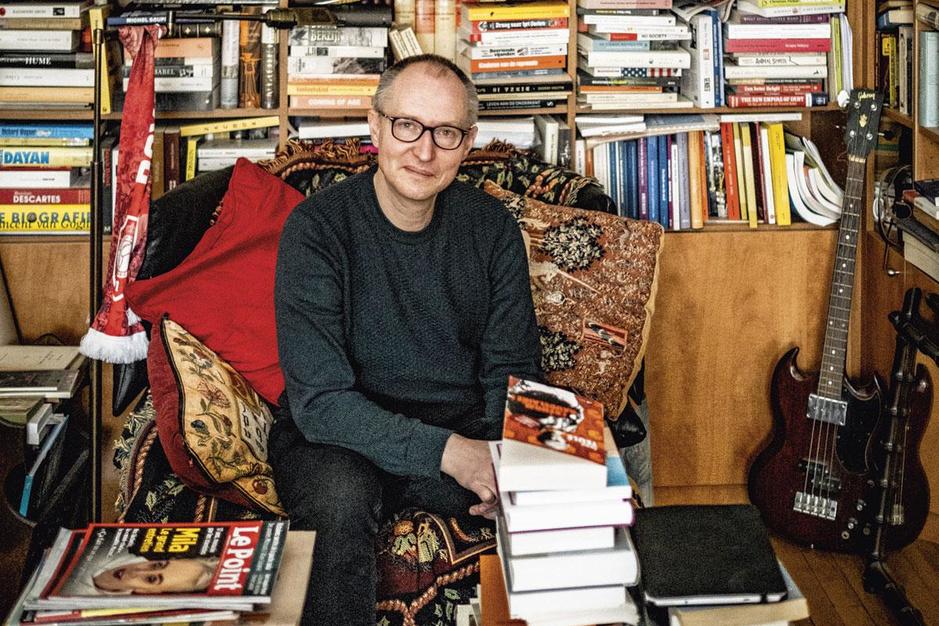 Essayist Harold Polis verloor zijn geloof in de popcultuur: 'Netflix is allesbehalve onschuldig'