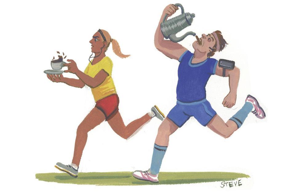 Factcheck: ja, koffie vóór het sporten verhoogt onze vetverbranding