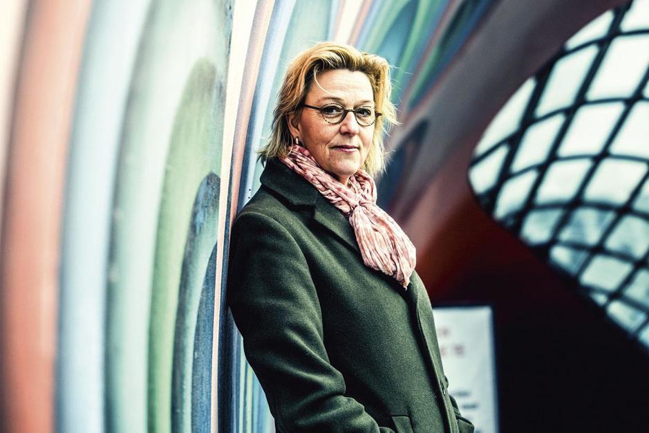 Ex-triatlete wordt sportfilosofe: Sandra Meeuwsen stelt het topsportcircus ter discussie