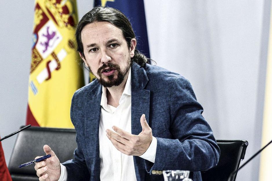 Pablo Iglesias, van rebel tot Spaanse vicepremier: 'Corona biedt links een historische kans'