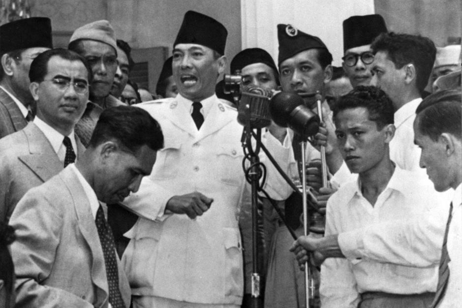 'Revolusi' van David Van Reybrouck: een pijnlijke reconstructie van de Indonesische dekolonisatie