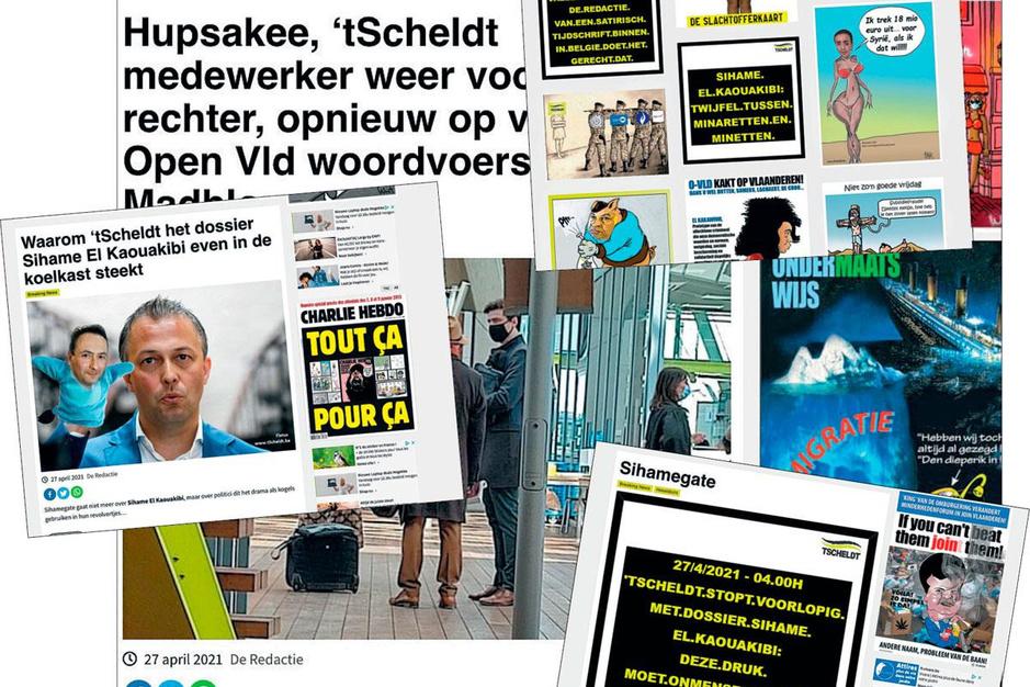 De verborgen agenda van de Antwerpse satirische website 't Scheldt