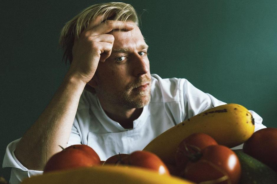Chef-kok Seppe Nobels werkt met vluchtelingen: 'Echt een waanzinnig grave integratiecursus'