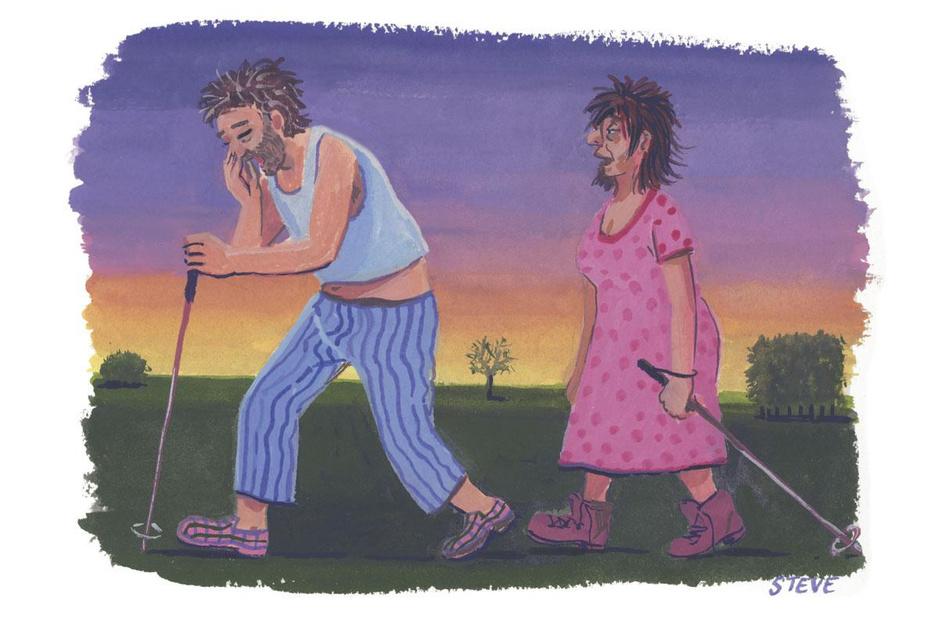 Factcheck: ja, 's ochtends wandelen kan extra voordelen hebben