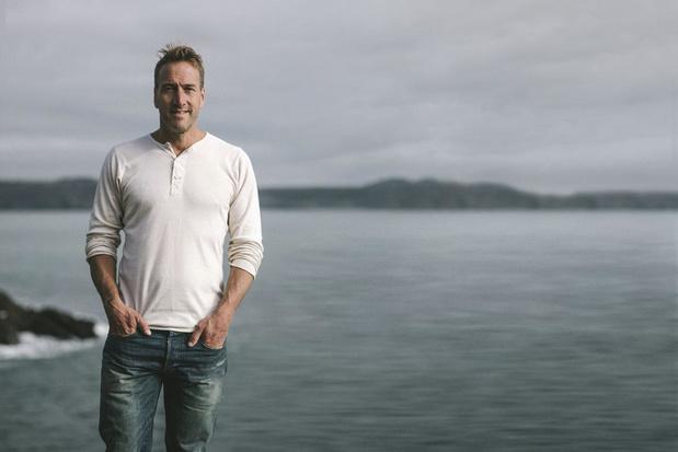 Wereldreiziger Ben Fogle: 'Ik probeer mijn gezin te verleiden tot een leven off-grid'