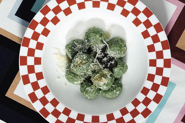 Gnocchi verde