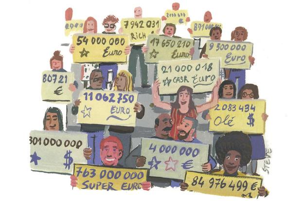 Factcheck: nee, er komen geen 12.000 euromiljonairs per jaar bij in ons land