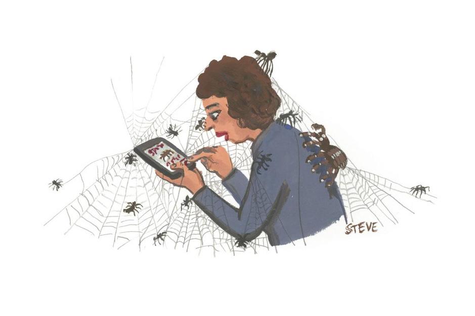 Factcheck: ja, een app kan de angst voor spinnen verminderen