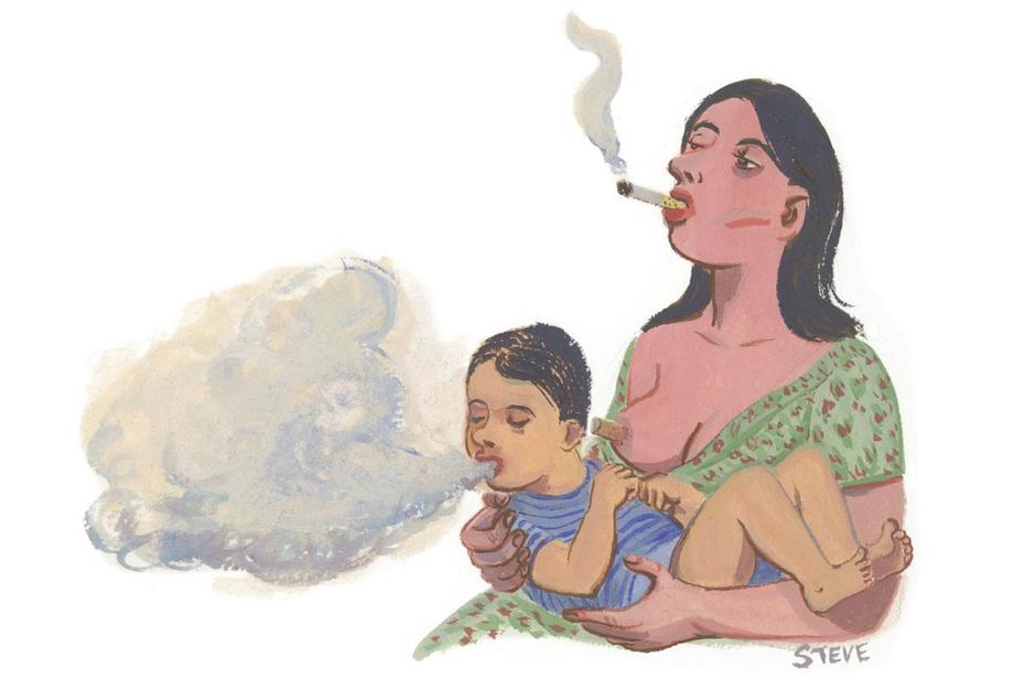 Factcheck: ja, kinderen van rokers hebben tot drie keer meer kans om later te roken