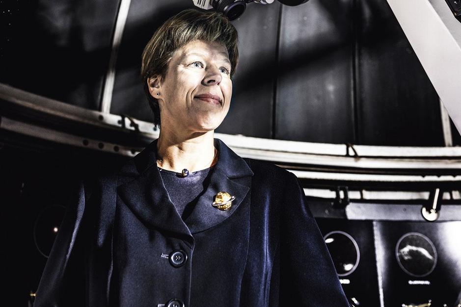 Sterrenkundige Nancy Vermeulen: 'Reizen in de ruimte is geen science-fiction meer'