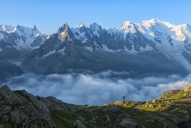 President Macron wil betere bescherming van de Mont Blanc