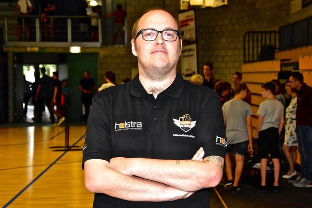 Spelers Holstra Wings Two starten met nieuwe basketclub in Lauwe