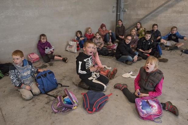 Buitenschoolse opvang in Krombeke wordt samenwerking tussen VBS De Kastanje en IBO Hopsakee