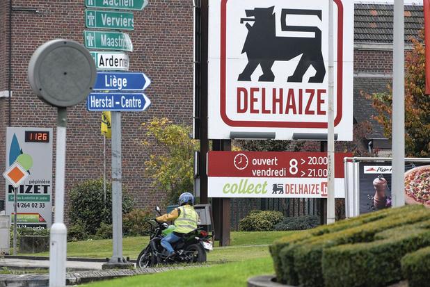 Delhaize fait un don d'un million d'euros à la Croix-Rouge pour les sinistrés