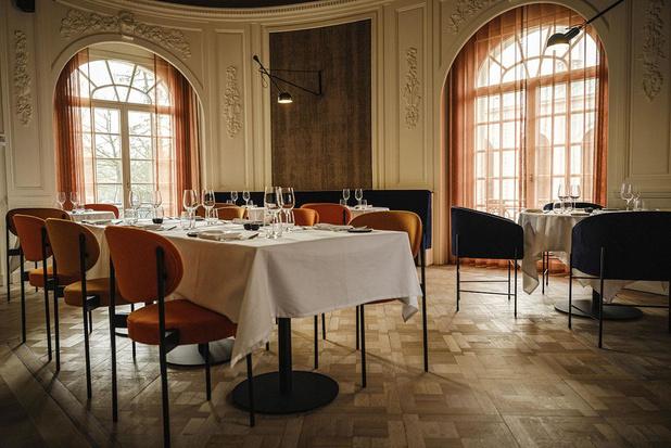Halte gastronomique au château de Hanet