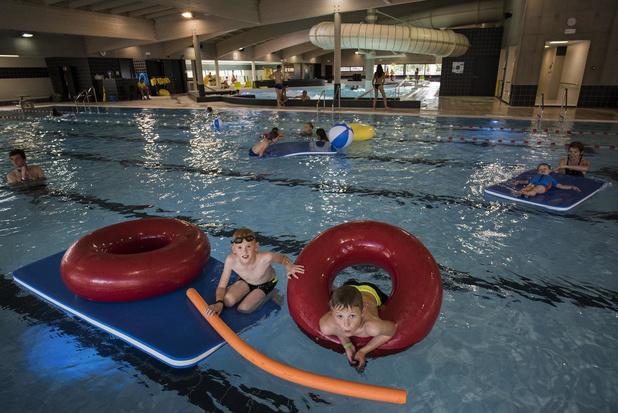 Zwemtijden worden aangepast in zwembad De Kouter